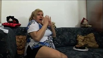 Lonely Lola gets fucked