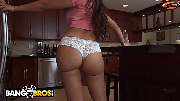 BANGBROS - Puerto Rican Pornstar Mercedes Carrera Shows Off Her Big Ass