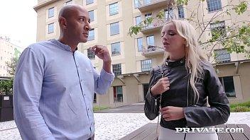 He anal vid Private.com - blonde victoria pure dpd by 4 big black cocks