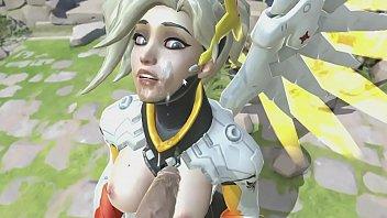 Overwatch Mercy Facials & Blowjob Gameplay - True Facials 0.27 Patreon.com/HenryTaiwan