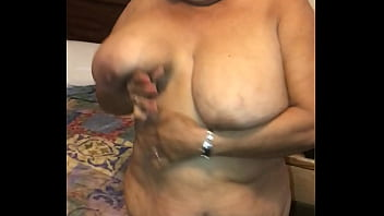 Mexican Prostitute Grandma with Big TITS