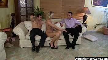 14167 Cheating Slut Caught And Husband Joins In preview