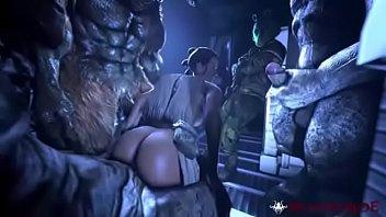 Rey alien fuck