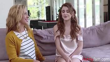 Redhead Sister Turns Into A Hoe For Brother On Mother's Command- Rosalyn Sphinx