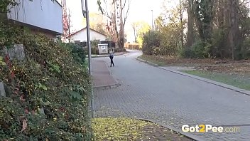 Streaming Video Piss Puddles In The Street - XLXX.video