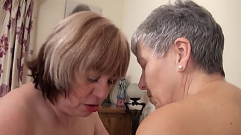 Granny mature sex - Lesbians grannies and neighbour