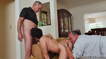 China old man More 200 years of dick for this handsome brunette!