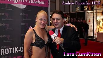 Andrea Diprè for HER - Lara CumKitten