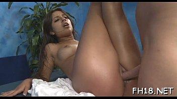 Biggest penis in her butt