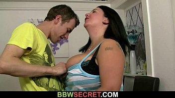 Married guy licks and bangs her fat pussy pornhub video