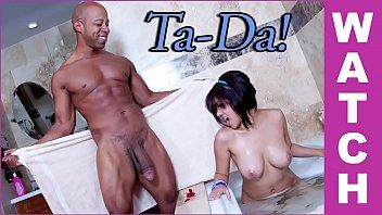 BANGBROS - Shane Diesel Gives Latina Vanessa Leon His Big Black Dick