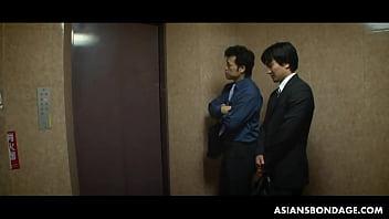 Kinky Airi Ai Sucks Dicks While Kneeling After Getting Fingered