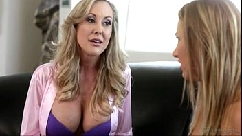 Strapon lesbian video - Brandi love and carter cruise at mommys girl