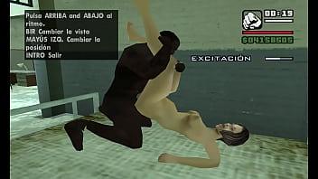 GTA San Andreas Hot Coffee Uncensored