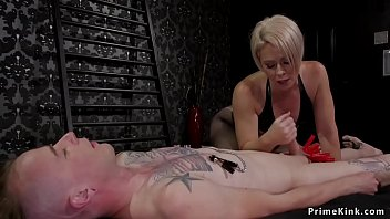 Milf dom torments and rides dick to sub tumblr xxx video