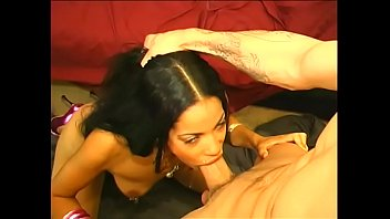 Long haired Mika delivers a thrilling blowjob before getting throbbed hardcore in a POV shoot