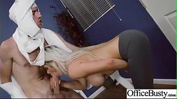 Office Sluty Girl (Rachel RoXXX) With Big Round Boobs Banged Hard video-28