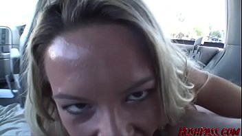 Street blowjobs megan Megan loves to fuck with her big tits in public