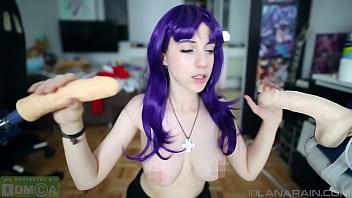 Lana Rain  nackt