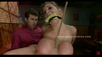 Extreme rough sex video - Sex slave fucking in rough bondage submission sex video