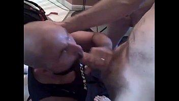 10 dicks feeding the hungry fag