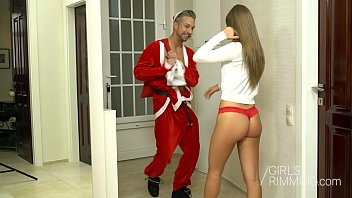 GIRLSRIMMING - BAD SANTA RIMMING CHRISTMAS Tiffany Tatum Thumb