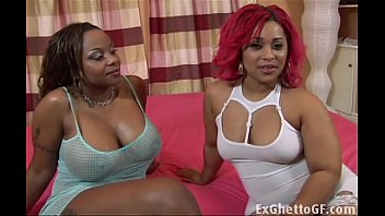Sex kitten blog - Two chubby black babes fuck a white guy