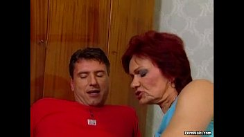 Free dyed redhead galleries German granny loves anal