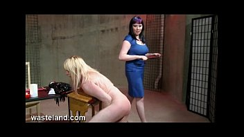 Femdom spanking discipline - Wasteland bondage sex movie - mistress discipline pt 1