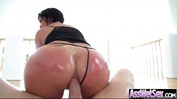 Anal Hard Intercorse On Cam With Gorgeous Big Round Ass Oiled Girl (shay fox) video-29