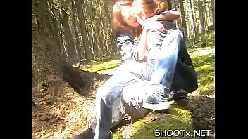 Lovely young Tanya blows before doggy