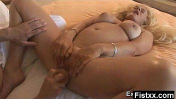 Wild Breasts Fisting Milf Secretly Screwed