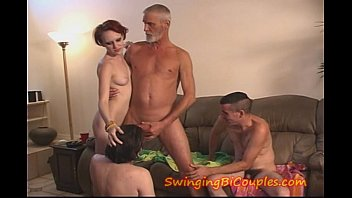 Xxx tubes bi swinger Teen slut and some bi-step-brothers