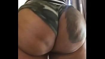 Cherokee shaking her bigg ass