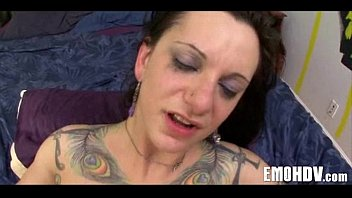 Emo tatted babe 165 Thumb