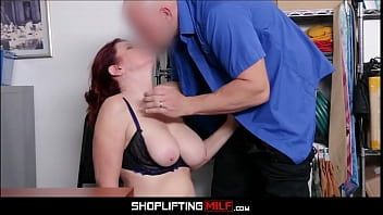 Andy rodick naked - Big ass big tits milf redhead shoplifter andi james fucked by officer for freedom