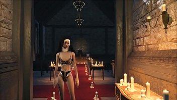 Fallout 4 Fashion Perverse Nun, Free Cartoon HD - pornkhub.com