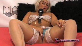 Shebang.TV - Chubby blonde masturbates Image