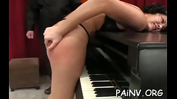 Extraordinary humiliation for a bitch who gets spanked and slaped