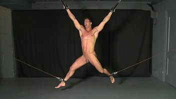 Straight Muscle Jock Forced to Suck Cock BDSM Gay Bondage - DreamBoyBondage.com