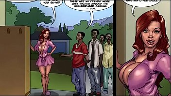 Ben ten porn comics Slutty black mommy full comic