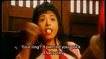1991 Amy Yip 葉子楣 Sex And Zen 《玉蒲团之偷情宝鉴》