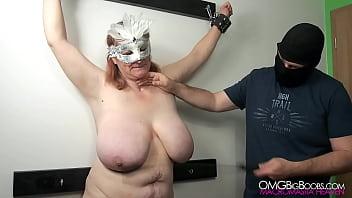 Amateur Bdsm Slave Gets Her Tits Punished