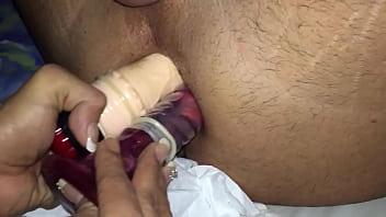 Spain gay porn - Gay dildo toy three anal spain barcelona first time edugrana