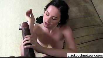 Averge size men cock Worthless black cock whore worships mandingo