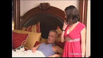 Daughter walks in on her Dad watching porn thumbnail