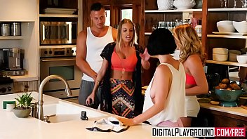 Escorted carribean vacations Digitalplayground - couples vacation scene 3 britney amber and nina north and chad white