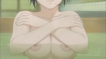 Naruto Girls bath scene [nude filter]