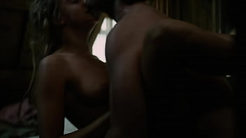 Cara Delevingne nude - 'Tulip Fever' - nipples, tit-sucking, tongue, kissing, topless, tits, undressing