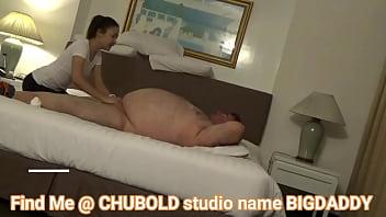 BIGDADDY WITH HIS ANGEL JOJO AGAIN.........find me @chubold.com studio